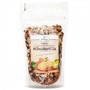 CINNAMON ORANGE TEA  100g