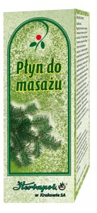 PŁYN DO MASAŻU 100ml