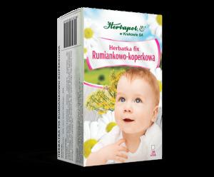 Herbatka fix Rumiankowo-Koperkowa