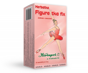 FIGURETKA TEA FIX