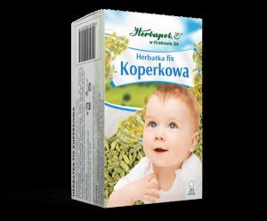 Herbatka fix Koperkowa