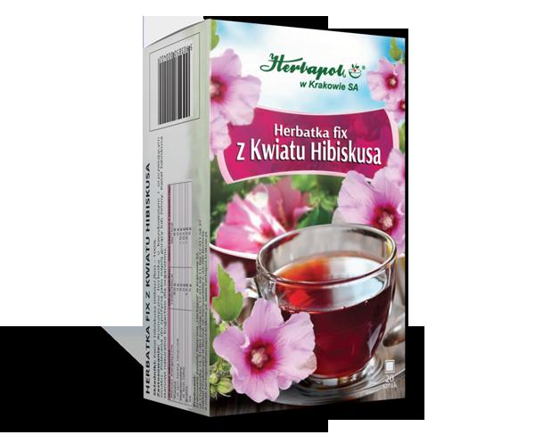 Hibiscus Flower Tea Fix